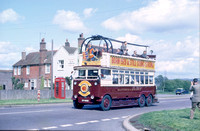 DY 4695 Hastings Tramways