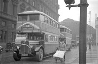 Glasgow Corporation- buses