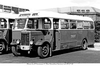 RC 373? Trent 52? SOS DON (1936) Willowbrook (1949) Derby Central Bus Station