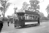 Chatham tram Unidentified.