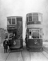 Dundee Corporation tram 5