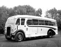 BURLM W702 - JLJ 402 - Leyland PS1 - Bournemouth Corporation Transport