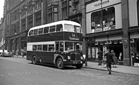 159 JHX  on hire to Birmingham City Transport