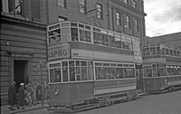 Dundee Corporation tram 49