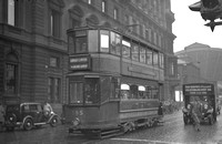 Glasgow Corporation- trams